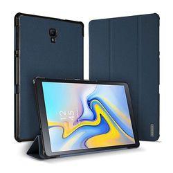탭S7 T875 심플 베이직 도모 가죽 태블릿 케이스 T011