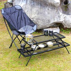 다기능 캠핑 쉘프 캠핑용품 테이블 받침대