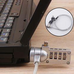 노트북 자물쇠 도난 방지 케이블 와이어 락 잠금 장치