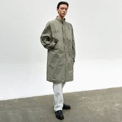 M-51 FISHTAIL PARKA [KHAKI GRAY]