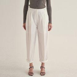 Rustle ordinary Pants - White