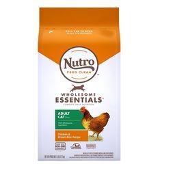 뉴트로 캣 오리지널 닭고기와현미 2.27kg1세이상애묘사료뉴트로