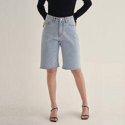 Lucy half Denim Pants