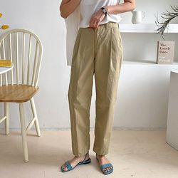 N Ollie Cotton Baggy Pants