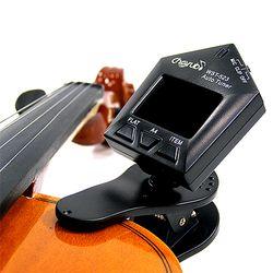 기타+베이스+바이올린+피아노 디지털 조율기
