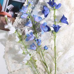 블루 캄파눌라 조화 (3colors)