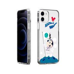 [T]디즈니 스페이스 투명젤리 케이스.아이폰5S(SE)