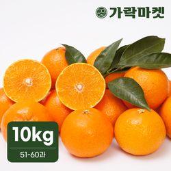 [가락마켓]제주 고당도 천혜향 10kg(51-60과)