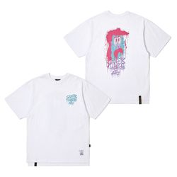 TOY OVERSIZED T-SHIRTS WHITE