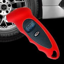 타이어 공기압 측정기 디지털 압력계 압력 측정 차량