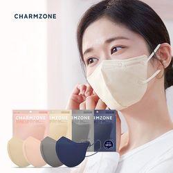 참존 톤업핏 장나라 컬러 새부리형 마스크 25매