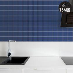 [15M] HDC-20440 블루 타일