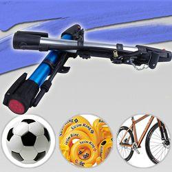 멀티 에어펌프 자전거펌프 손펌프 휴대용 미니 펌프