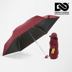 덴우니스 올시즌 5단 양산겸 우산(와인)
