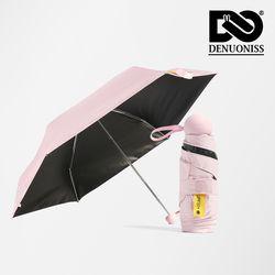 덴우니스 올시즌 UV차단 5단 양산겸 우산(핑크)