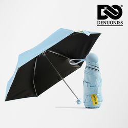 덴우니스 올시즌 UV차단 5단 양산겸 우산(스카이)
