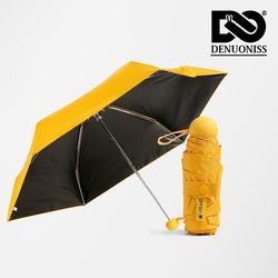 덴우니스 올시즌 UV차단 5단 양산겸 우산(옐로우)