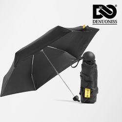 덴우니스 올시즌 UV차단 5단 양산겸 우산(블랙)