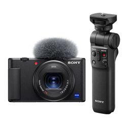 브이로그 카메라 ZV-1 블랙 + GP-VPT2BT 셀피스틱 패키지