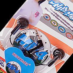 이어폰 무통증 아이폰 MP 카세트 어학용 헤드폰 솜