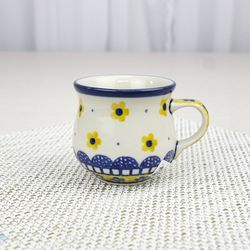 폴란드그릇 아티스티나 에스프레소잔 커피 에소잔240