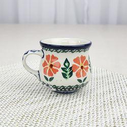 폴란드그릇 아티스티나 에스프레소잔 커피 에소잔1215