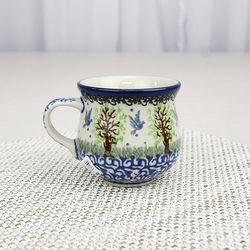 폴란드그릇 아티스티나 에스프레소잔 커피 에소잔1744