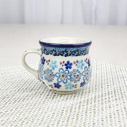 폴란드그릇 아티스티나 에스프레소잔 커피 에소잔2075