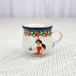 폴란드그릇 아티스티나 에스프레소잔 커피 에소잔2523