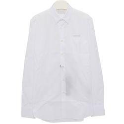 국내발송)프라다 UCN259 1LRT F0009 삼각패치로고셔츠