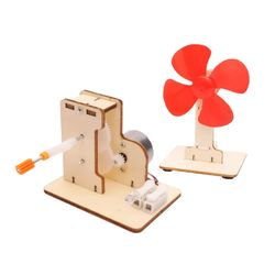 티처스 STEAM 자가발전 선풍기 만들기 (D-11AC)