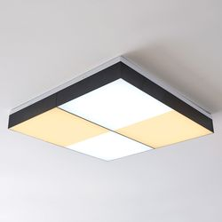 LED 데니브 퍼즐 거실등 120W