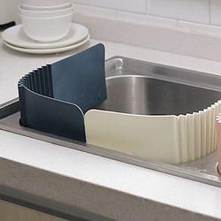 주방 싱크대 설거지 물막이 소프트 싱크대물막이2개