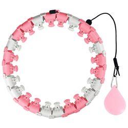 웨어핏 훌라후프(핑크)스마트훌라후프뱃살운동