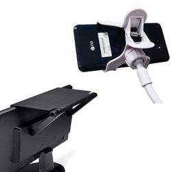 (세트상품)비대면교육 자바라핸드폰모니터선반거치대