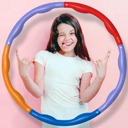 어린이훌라후프(원더키즈) 유아 초등학생 키즈 운동