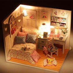 [adico]DIY 미니어처 하우스 - 비올라의 룸 D