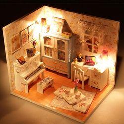 [adico]DIY 미니어처 하우스 - 비올라의 룸 C