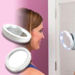 LED 화장 거울 확대 손거울 욕실 화장대 화장실 조명