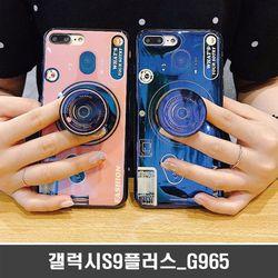 갤럭시S9플러스 G965 갤럭시 카메라 스마트톡 케이스