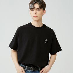25P BASIC LOGO T-SHIRT [black]