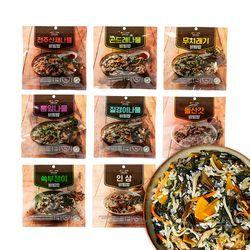 건나물 바로쿡 전주 산채 인삼 나물 비빔밥 재료 간편조리 1봉