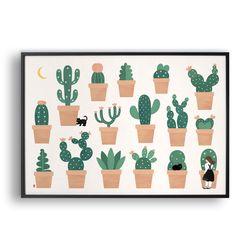 My little cactus