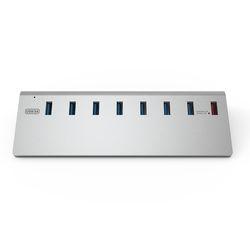 넥스트 NEXT-319U3 USB3.0 알루미늄 8포트 스탠드형 USB허브