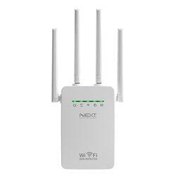 넥스트 NEXT-334N-AP 와이파이 확장기 증폭기 WiFi 라우터