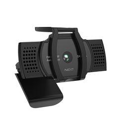 넥스트 사생활 보호커버 오토포커스 웹캠 NEXT-CAM1080A