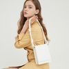 rope frame bag - white
