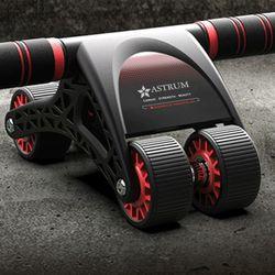 프리미엄 AB휠 4륜 슬라이드 복근운동기구