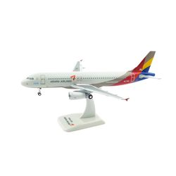 1:200 A320 아시아나항공 비행기모형 (HG360663GY)