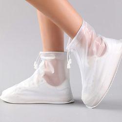 오린 장마철 레인 비닐장화 실리콘 신발방수 슈즈커버